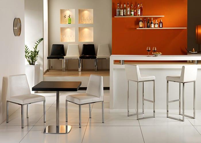 0090-6 Cafestuhl - Restaurant