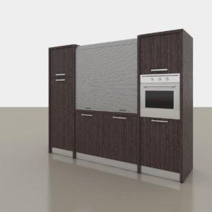 Miniküche K136