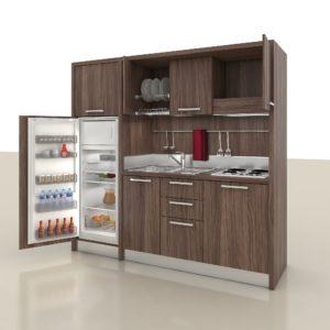Miniküchen K133
