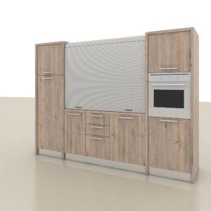 Miniküche K137
