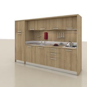 Miniküche K149